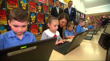 Struggling public school students to get government help