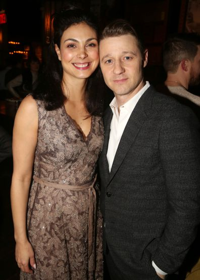 Ben McKenzie and Morena Baccarin welcome second baby.