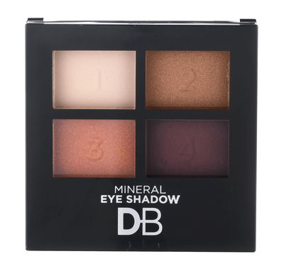 "<a href=""https://www.dbcosmetics.com.au/quad-eye-shadow"" target=""_blank"">Designer Brands Mineral Quad Eyeshadow Palette, $9.99 (available September).</a>"