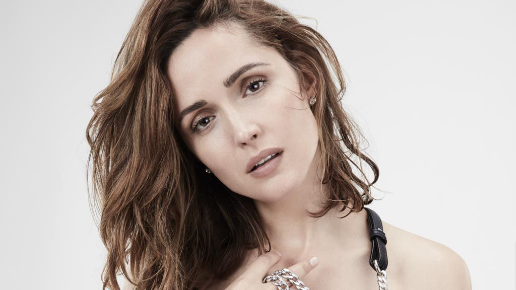 Actress Rose Byrne is sultry and sophisticated in her latest Oroton campaign.