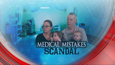 Medical mistakes scandal
