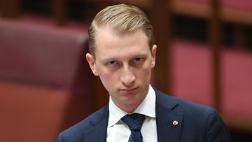 Senator's fury over 'Hitler Youth' comparison