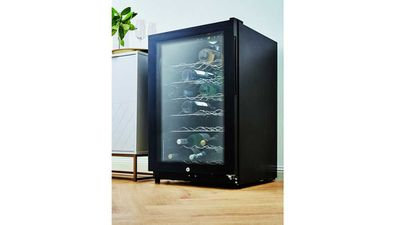 The Aldi wine fridge ($299)