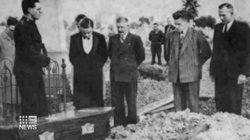Somerton Man's remains exhumed in a bid to solve enduring mystery