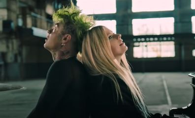 Avril Lavigne has been dating Mod Sun since reportedly working on the music video for Flames.