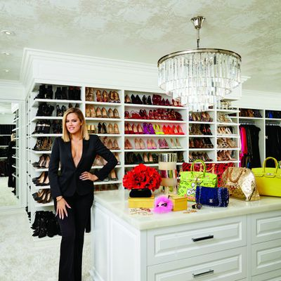 Realty TV star and fashion designer Khloe Kardashian