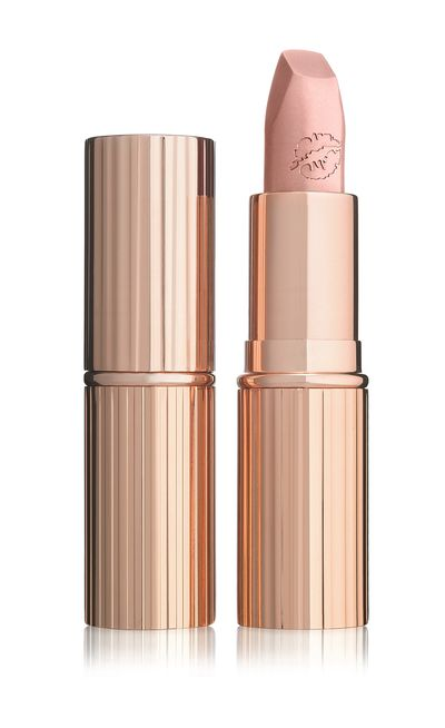 "<a href=""http://www.charlottetilbury.com/au/hot-lips-lipstick-kim-k-w.html"" target=""_blank"">Charlotte Tilbury Hot Lips in Kim K.W, $48.</a>"