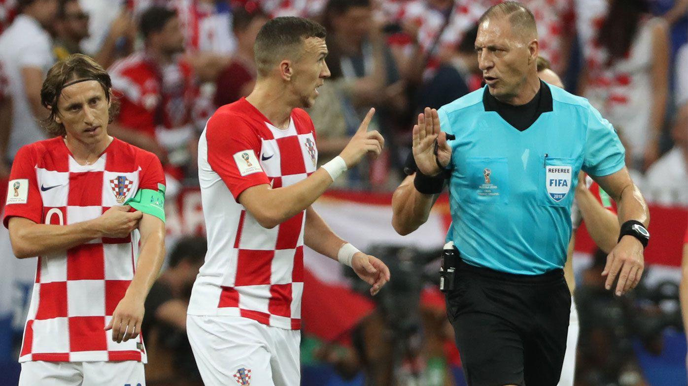 Croatians appeal