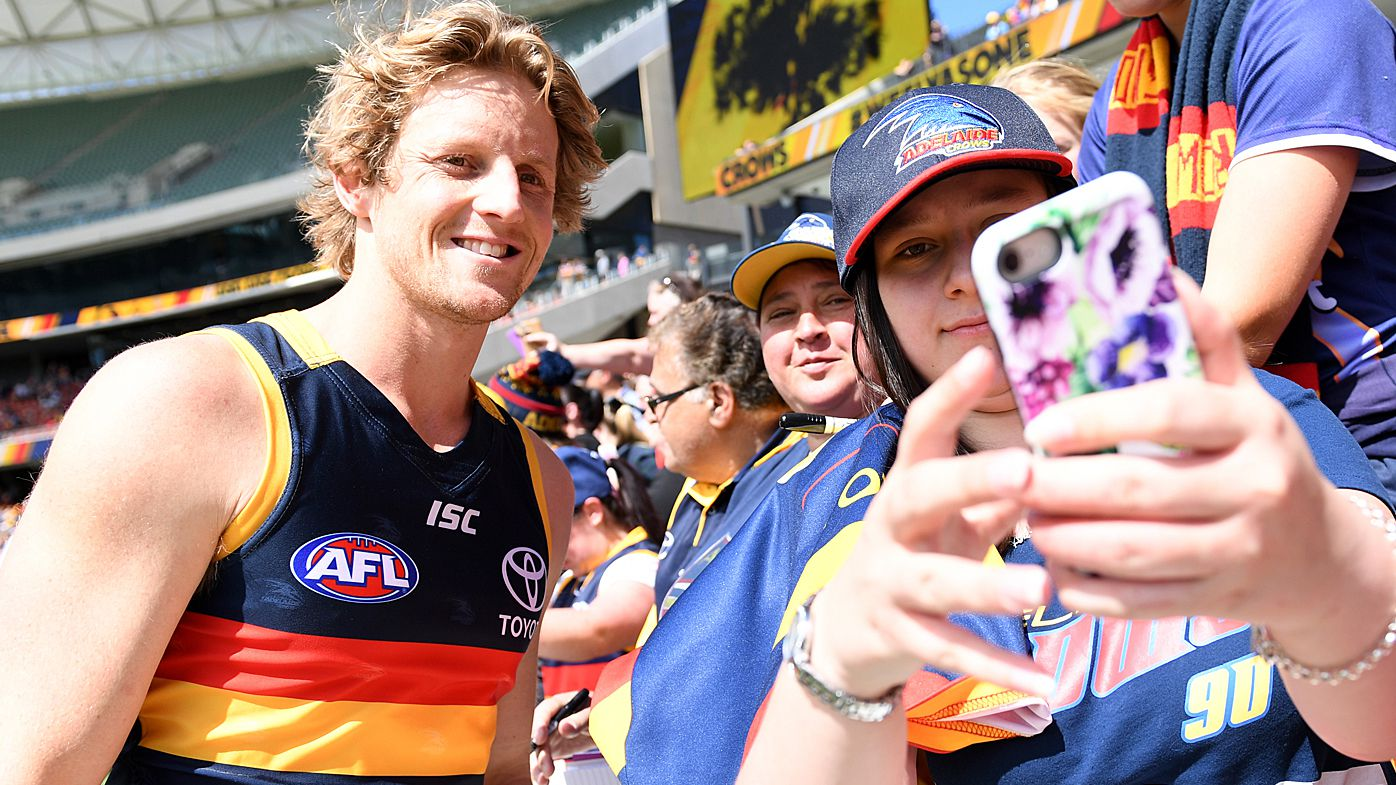 AFL: Adelaide Crows' Rory Sloane no closer to deciding playing future