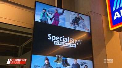 The retailers taking on Aldi's Snow Gear Special Buys