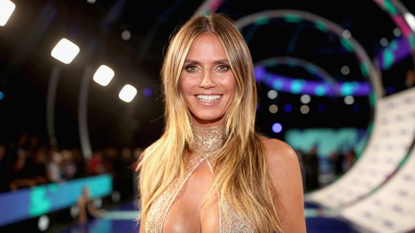 Heidi Klum - thinks her sons are sexy. Image: Getty.