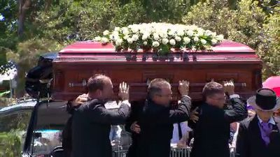 Cricketers Michael Clarke, Aaron Finch and Tom Cooper will join Hughes' father, brother and good friends as pallbearers.