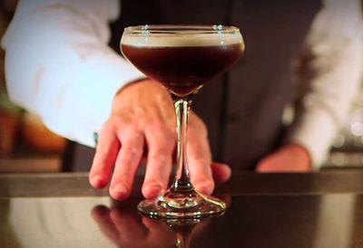 10. Espresso martini