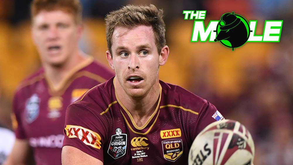 Queensland utility Michael Morgan