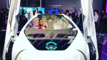 Future cars: Never fill up on petrol again