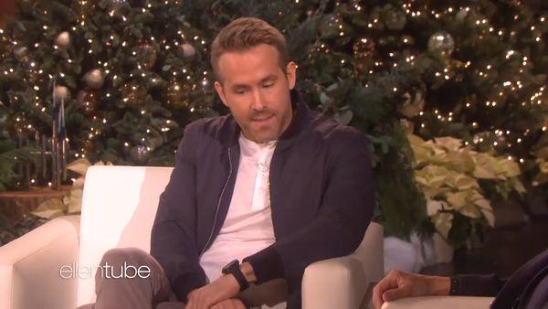 Ryan Reynolds talks family life