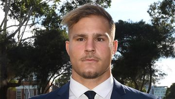 Jack de Belin has been committed to stand trial on five aggravated sexual assault charges.