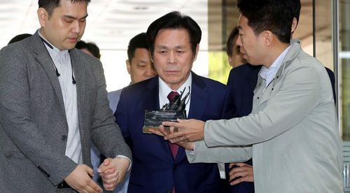 A South Korean pastor has been sentenced to 15 years in prison for raping or sexually molesting eight female followers who believed he was God.