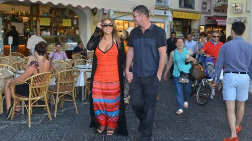 Dating rumours fly after James Packer and Mariah Carey seen together