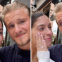 Hunger Games star Alexander Ludwig announces engagement