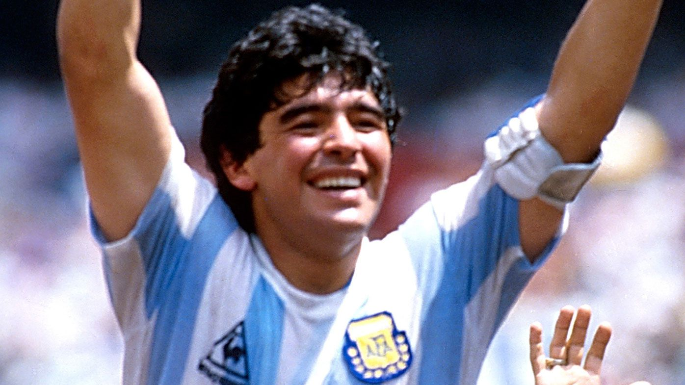 Diego Maradona dead: Argentina football icon passes away at 60 after health problems