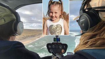 Pilot reveals Cleo search 'wasn't looking good' from day one