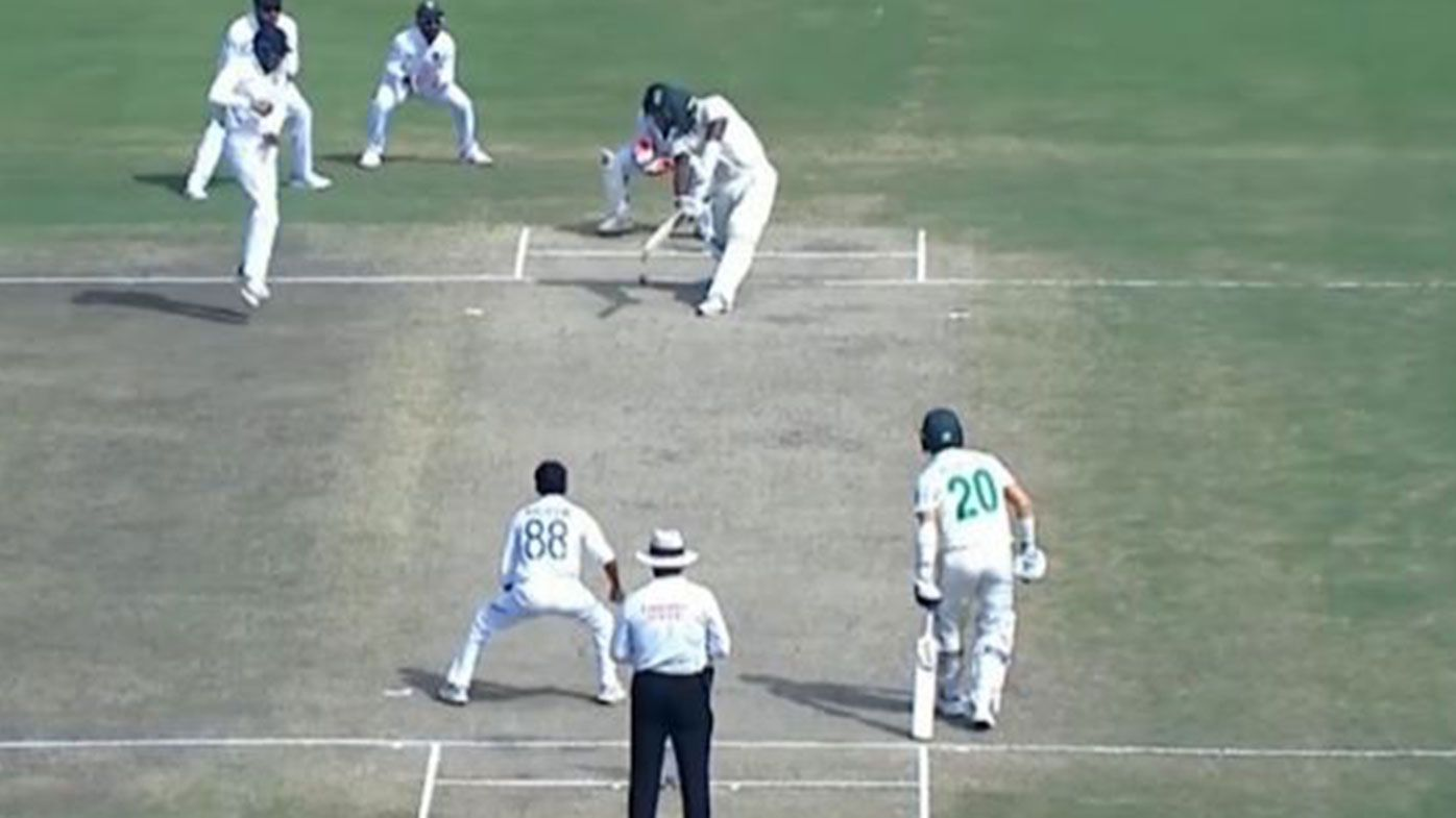 Comical dismissal completes horror tour for South Africa