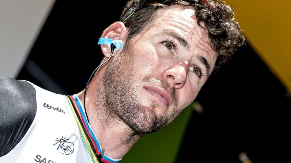 Mark Cavendish. (AAP)