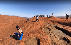 Google removes images of Uluru climb after it was banned last year