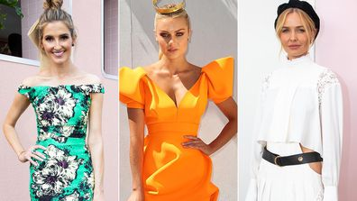 The most stylish looks from the Melbourne Cup