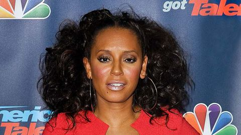Scary stuff: Mel B wants own talk show after playing 'evil b----' in TV movie