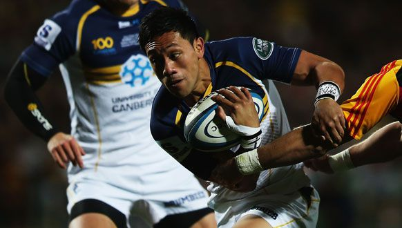 Chiefs 27-22 Brumbies