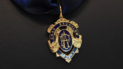 Who will take home the Brownlow Medal?