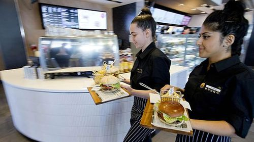 McDonald's brings table service to the UK after successful trial in Australia