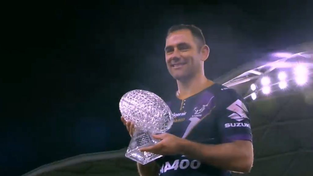 Exclusive: Billy Slater reveals what's driving Cameron Smith to play on