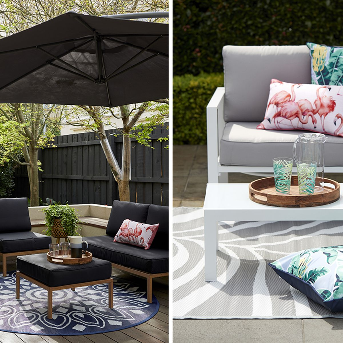 Kmart releases new affordable outdoor furniture range exclusively