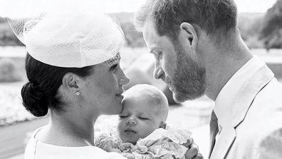 Meghan Markle, Prince Harry, Archie Mountbatten-Windsor