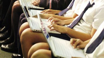 More teachers will be needed in secondary schools, a report claims. (AAP - Stock)