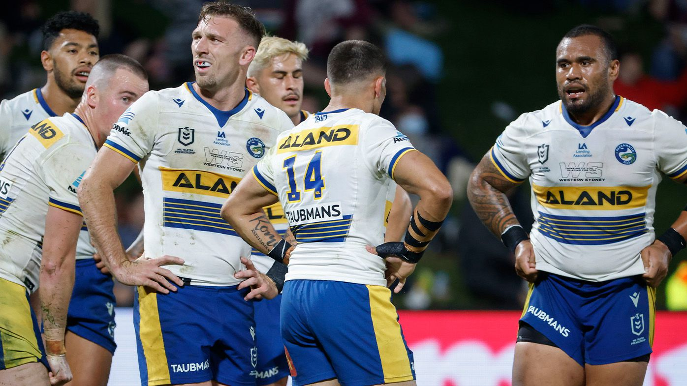 Phil Gould hits Eels with two crushing reality checks following humiliating defeat to Sea Eagles