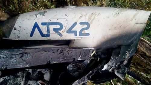 Black box missing from crashed Indonesian plane in Papua