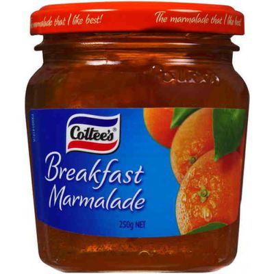 <strong>Marmalade or Jam on toast</strong>