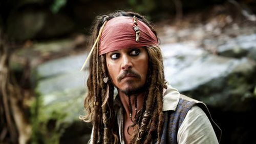 The popular franchise stars US actor Johnny Depp as the rum-loving pirate Captain Jack Sparrow. (Supplied)