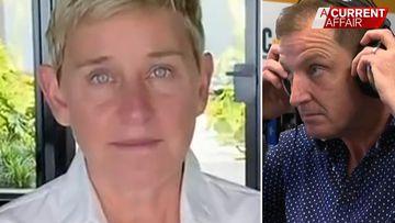 Aussie radio host recounts own prickly encounter with Ellen DeGeneres as scandal worsens