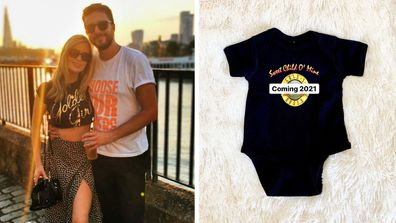Laura Whitmore and Iain Stirling are having a baby