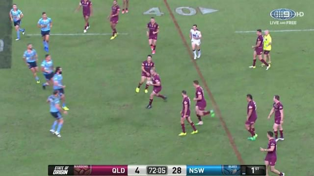 Cordner off the hook for chicken wing tackle
