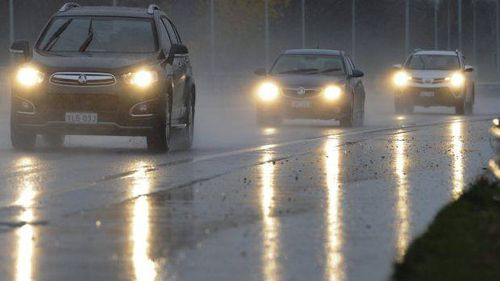 The weekend could bring up to 15mm of rain for Perth.