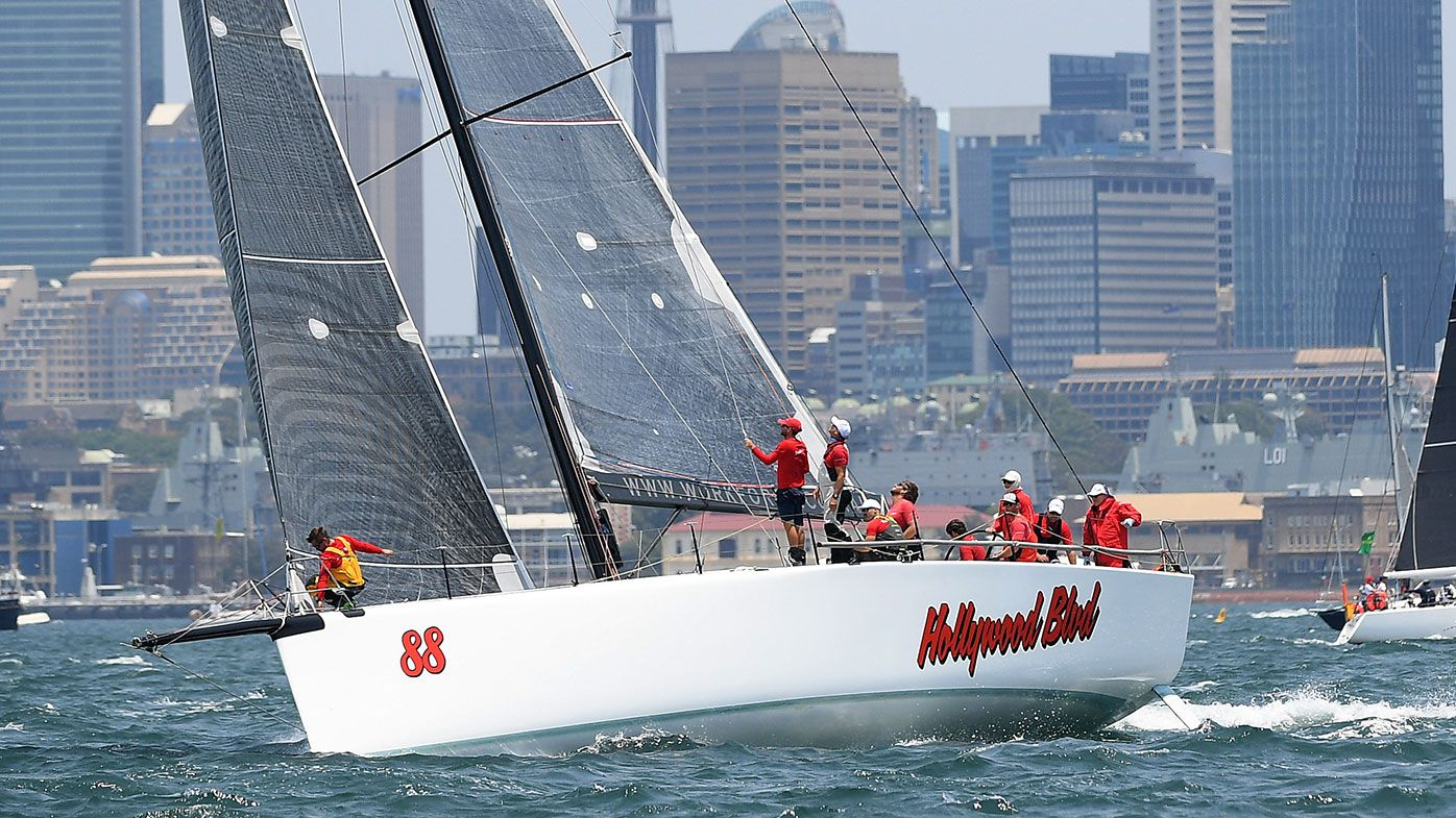 More bad luck for Sydney to Hobart stalwart Ray Roberts