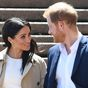 Harry and Meghan's best PDA moments on the Royal Tour of Australia