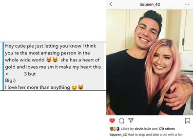 Woman tweets about boyfriend being affectionate in private but aloof online