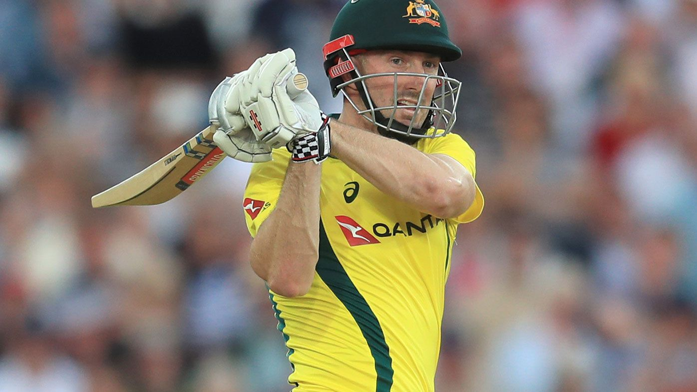 Australian batsman Shaun Marsh